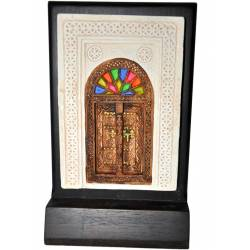 Sheikh Door With a Base