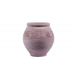 Medium carved Heb (water pot)