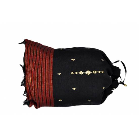 Large Fabric Bani Jamra Bag