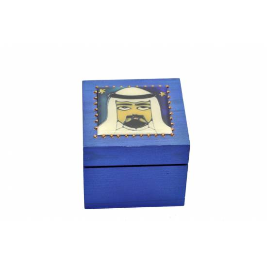 Square Wooden  Box 7*7