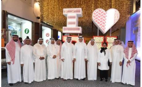 H.E. The Minister of Industry, Commerce, and Tourism Launches Hurafuna Handicrafts Festival