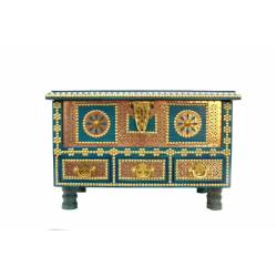 Dowry chest - Rose copper